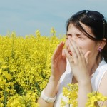 Many people don't seek healthcare services for allergy symptoms.